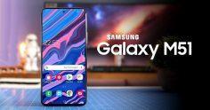 Đánh giá Samsung Galaxy M51: Pin rất khủng, màn hình đẹp, giá rẻ