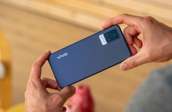 Đánh giá Vivo V21: Siêu mỏng với Camera selfie cực chất