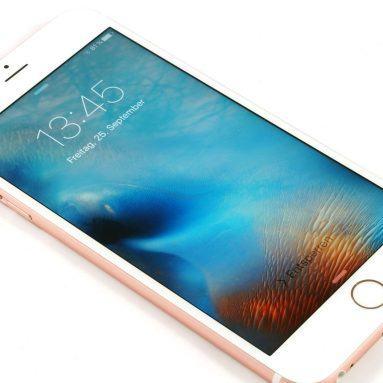 Đánh giá điện thoại iPhone 6S: Mạnh mẽ, ổn định và cao cấp!