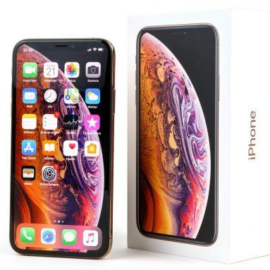 Đánh giá iPhone XS: Màn hình lớn, chống nước IP68, hiệu năng cao