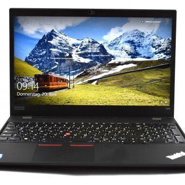 Đánh giá Lenovo Thinkpad T590: Laptop văn phòng 15.6 inch tuyệt vời!
