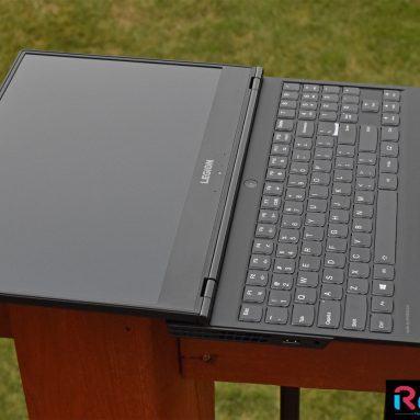 Đánh giá laptop Lenovo Legion Y530: Tính năng vượt qua hình thức