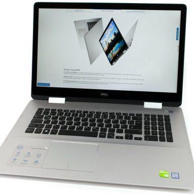 Đánh giá Dell Inspiron 7786: Laptop đa năng với hiệu năng mạnh mẽ