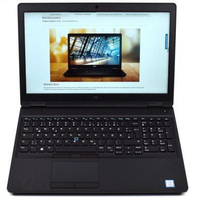 Đánh giá Dell Latitude 5590: Laptop của công việc văn phòng