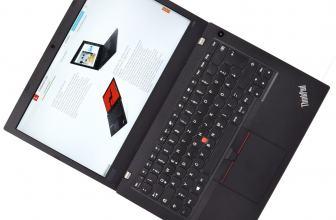 Đánh giá laptop Lenovo Thinkpad L480: Laptop văn phòng đáng giá!