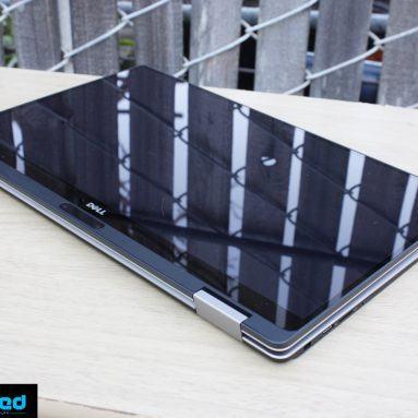 Đánh giá laptop Dell XPS 13 9365 2 in 1: Màn hình tràn viền tuyệt đẹp