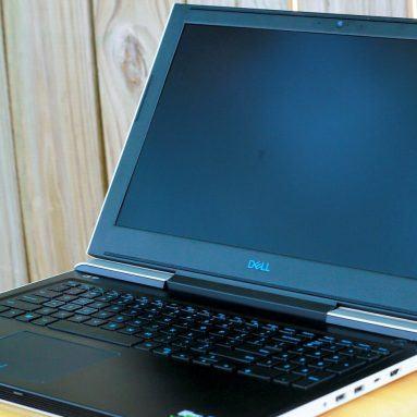 Đánh giá laptop Dell G7 15 7588: Mạnh mẽ và hợp lý!