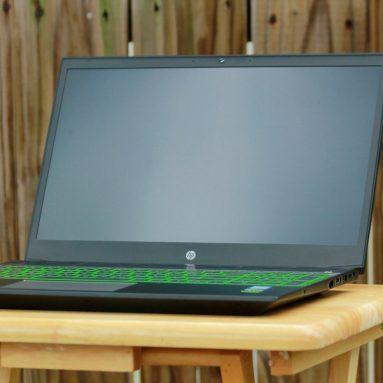 Đánh giá Laptop HP Pavilion Gaming 15 cx0000
