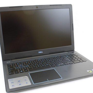 Đánh giá laptop Dell G3 3579 (i5-8300H, GTX 1050, FullHD)