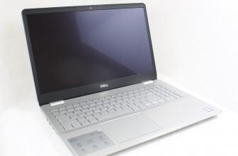 Đánh giá Dell Inspiron 5584: Màn hình sắc nét, SSD nhanh, giá thấp