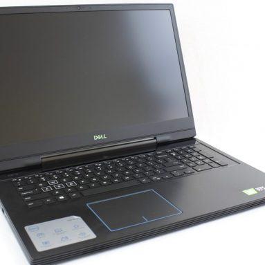 Đánh giá laptop Dell G7 7790 (i7-8750H, RTX 2070 Max-Q)