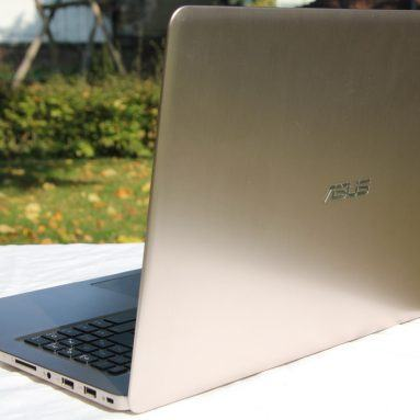 Đánh giá Asus VivoBook Pro 15: Phong cách và thanh lịch