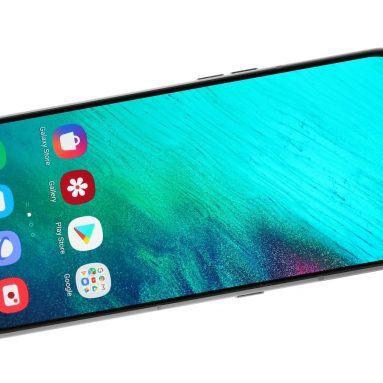 Đánh giá Samsung Galaxy A80: Màn hình tràn viền thực sự!