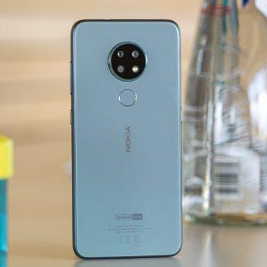 Đánh giá Nokia 6.2: Có đủ giúp Nokia quay lại hay không?