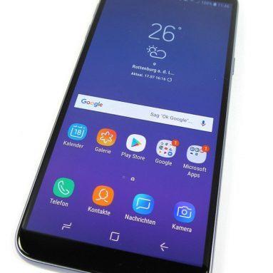 Đánh giá Samsung Galaxy J6 (2018): Liệu có đáng giá?