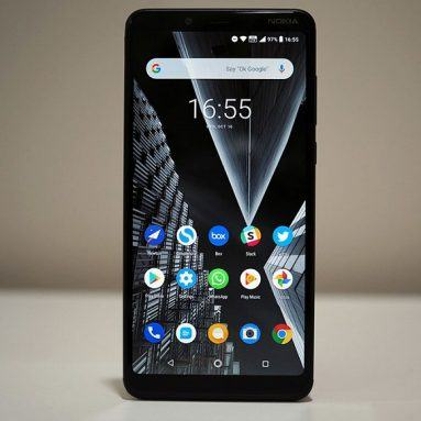 Đánh giá Nokia 3.1 Plus: Thiết kế có phần cao cấp, tuổi thọ pin ấn tượng
