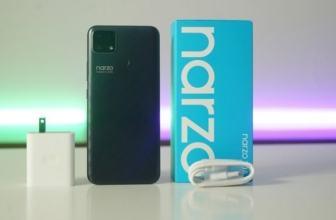Đánh giá Realme Narzo 30A: Giá rẻ nhưng pin quá trâu