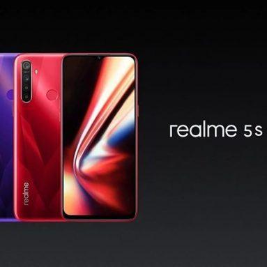 Đánh giá điện thoại Realme 5S: Bản nâng cấp về camera so với Realme 5