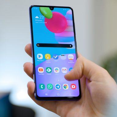 Đánh giá Samsung Galaxy A41: Nhỏ nhất, nhẹ nhất có màn hình AMOLED