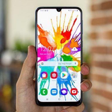 Đánh giá Samsung Galaxy M30: Màn hình đẹp, thời lượng pin khủng