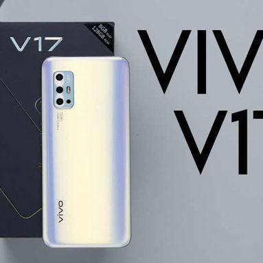Đánh giá điện thoại Vivo V17: Màn hình đục lỗ siêu nhỏ